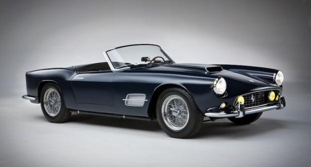 1959 Ferrari 250 GT LWB California Spyder