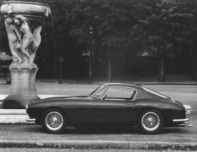 1959 Ferrari 250 GT SWB 1539 GT at Paris Show