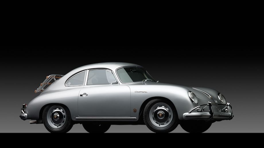1959 Porsche 356 A Carrera 1600 G Coupe