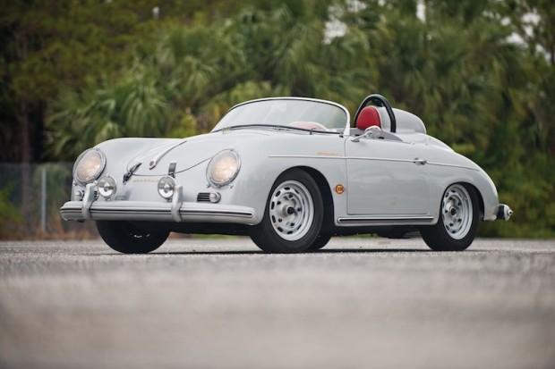1959 Porsche 356A 1600 Speedster D