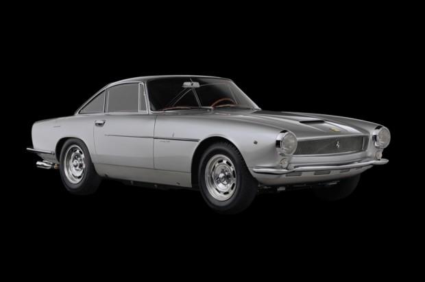 <strong>1959 Ferrari 250 GT SWB Berlinetta Speciale Bertone – Estimate €2,200,000 – €2,900,000. </strong>One of two 250 GT SWB Ferraris bodied by Carrozzeria Bertone.