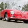 1959 Porsche 356A Convertible (photo: Pawel Litwinski)