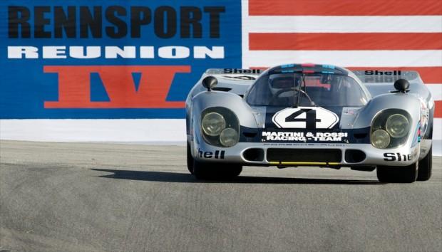 1970 Martini and Rossi Porsche 917K