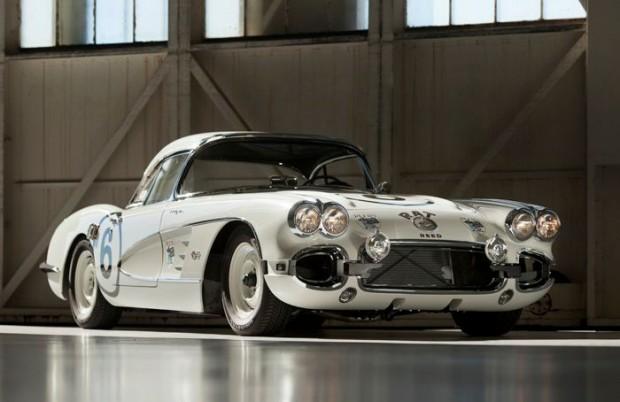 1960 Chevrolet Corvette Race Car for sale