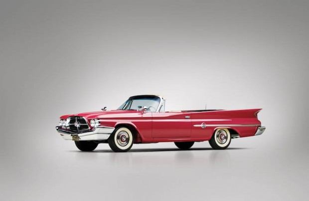 1960 Chrysler 300F Convertible For Sale