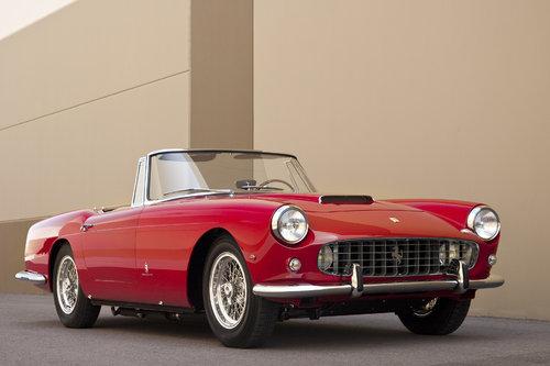 1960 Ferrari 250 GT Cabriolet Pininfarina Series II for sale