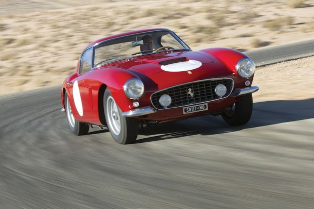 1960 Ferrari 250 GT SWB Berlinetta Competition