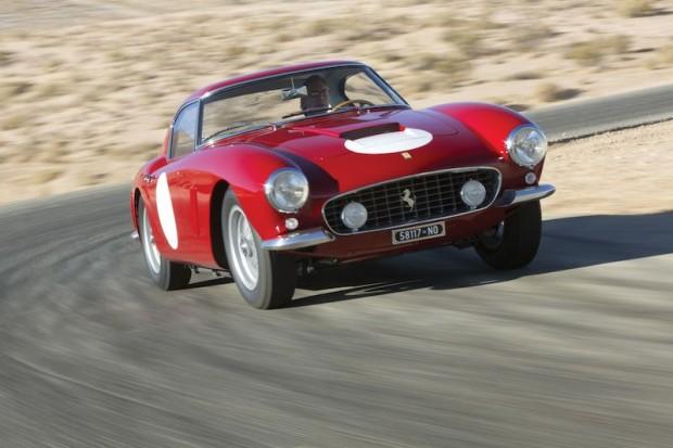 1960 Ferrari 250 GT SWB Berlinetta Competition