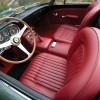 1960 Ferrari 400 Superamerica SWB Cabriolet by Pinin Farina Interior (photo: Darin Schnabel)
