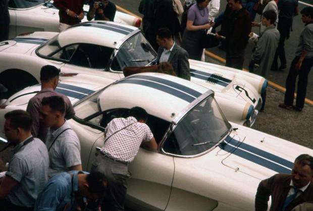 Briggs Cunningham Le Mans Corvettes