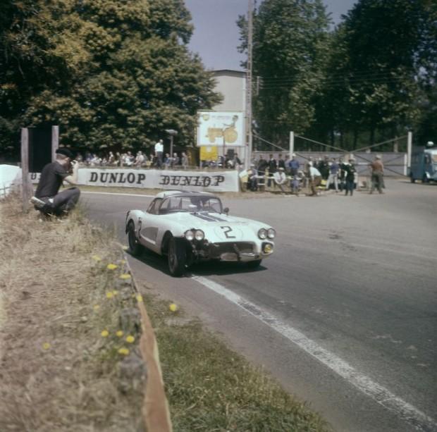 1960 Le Mans 24 Hours Briggs Cunningham Corvette