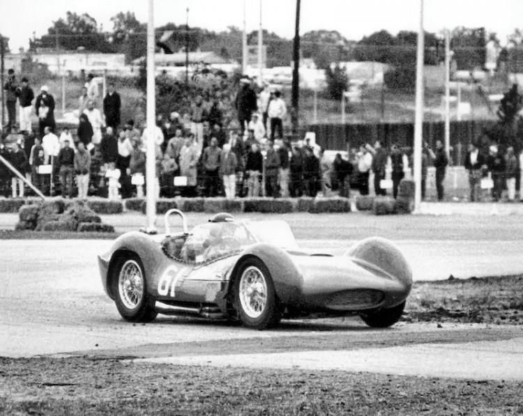 1960 Maserati Tipo 61 Birdcage