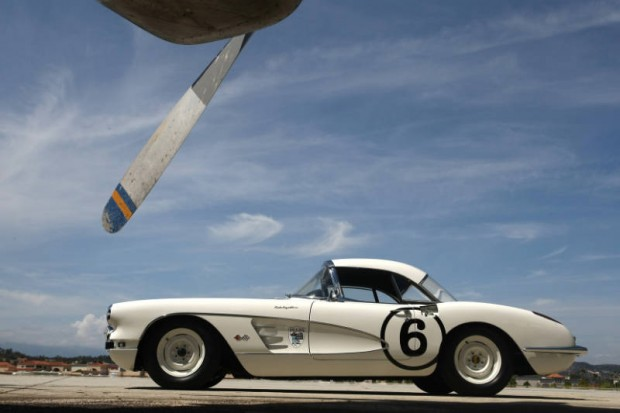 <strong>1960 Chevrolet Corvette Race Rat – Estimate $700,000 - $825,000.</strong> Class Winner and 16th overall at the 1960 Sebring 12 Hours driven by Bill Fritts and Chuck Hall for RRR Motors; Rare RPO 687, 276 And 1625 Optioned Big-Tank Version; 2009 NCRS American Heritage Award Recipient.