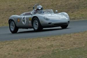 1960 Porsche RS60 Bill H. Lyon