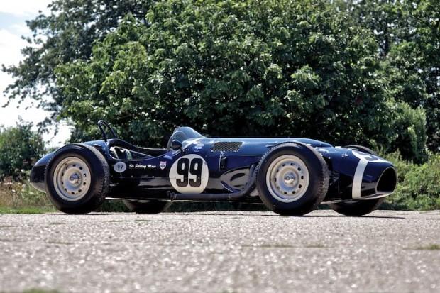 1961 Ferguson Climax P99 Four-Wheel-Drive F1 Racing Car