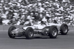 A.J. Foyt at the 1961 Indianapolis 500