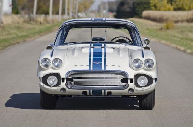 1961 Chevrolet Corvette Gulf Oil Race Car