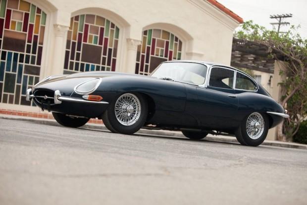 1961 Jaguar E-Type Coupe