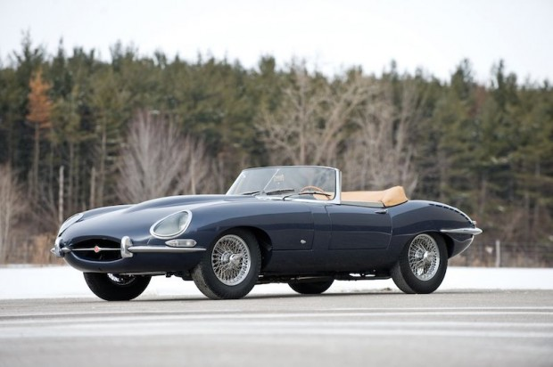 1961 Jaguar E-Type Series I 3.8 Roadster