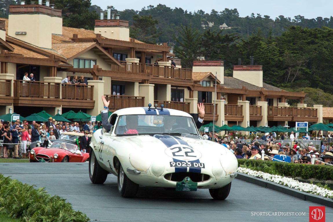 1961 Jaguar Lightweight E-Type Roadster