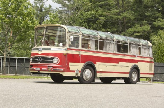 1961 Mercedes-Benz Type O321H Bus