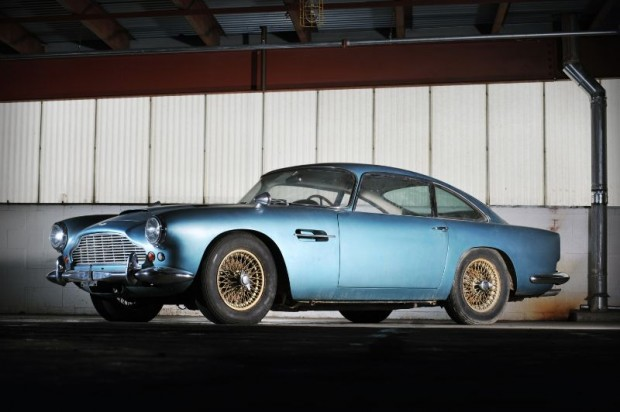 1961 Aston Martin DB4 Series IV