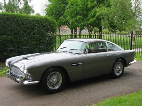 <strong>1962 Aston Martin DB4 sold for £146,700</strong>