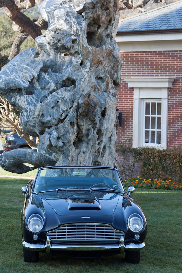 1962 Aston Martin DB4 GT Vantage