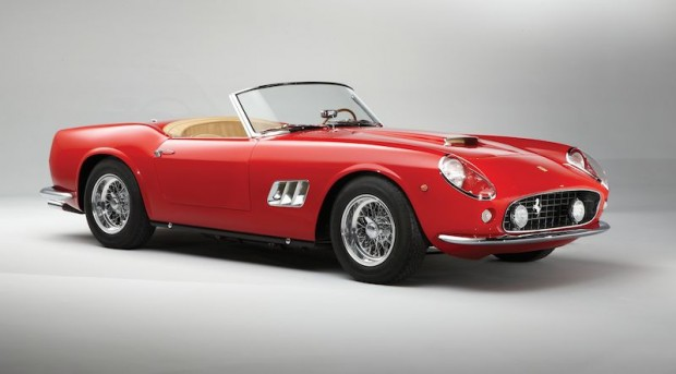 1962 Ferrari 250 GT SWB California Spider