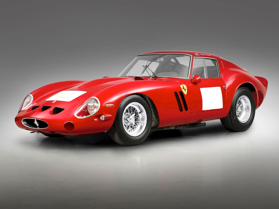 Image result for 1962 Ferrari 250 GTO