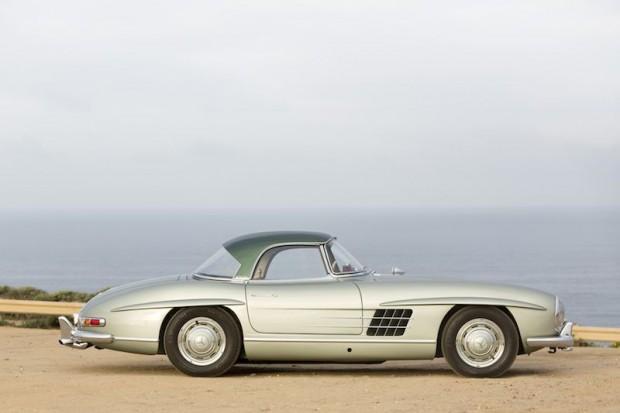 Bonhams quail lodge 2013 auction preview for Mercedes benz european delivery