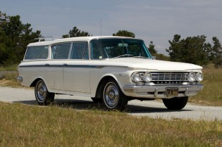 1962 Rambler Cross Country Wagon