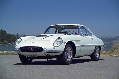 <strong>1962 Ferrari 400 Superamerica Series I Coupe Aerodinamico – Estimate $1,250,000 - $1,500,000.</strong>
