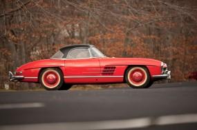 1962 Mercedes-Benz 300SL Roadster