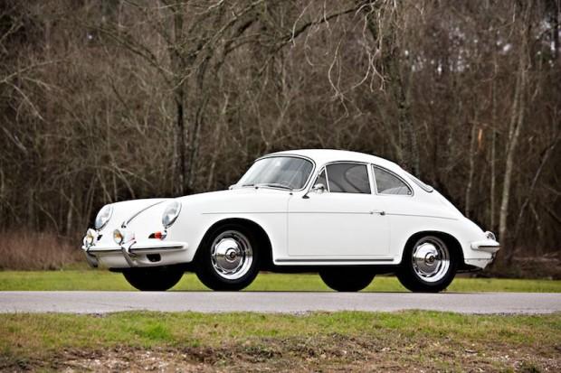 1962 Porsche 356 Carrera 2 Coupe