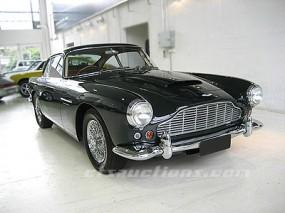1963 Aston Martin DB4 Series III