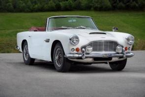 1963 Aston Martin DB4 Vantage Cabriolet