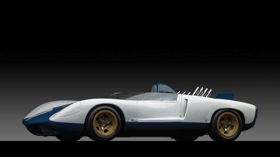 1963 Chevrolet CERV II Concept Car