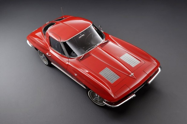 1963 Chevrolet Corvette Coupe