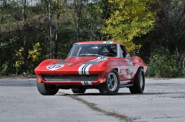 1963 Chevrolet Corvette Z06 Dick Lang Race Car