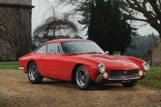1963 Ferrari 250 GT/L sold for €1,624,000