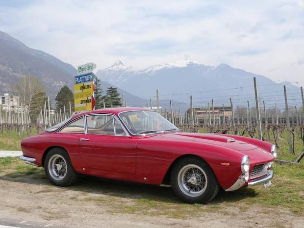 1963 Ferrari 250 GT-L Lusso Berlinetta