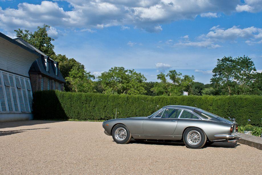 1963 Ferrari 250 GT Lusso Berlinetta Scaglietti