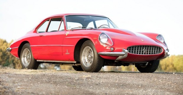 1963 Ferrari 400 Superamerica Coupe Aerodinamico, Body by Pininfarina