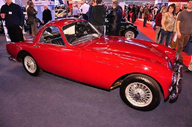 1963 Morgan Plus 4 Plus