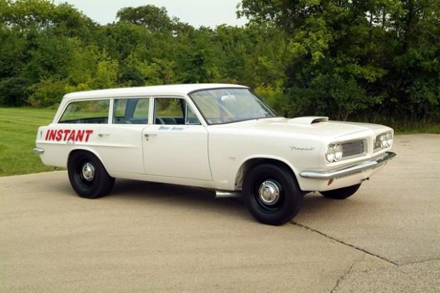 1963 Pontiac Tempest Station Wagon 421 Super Duty