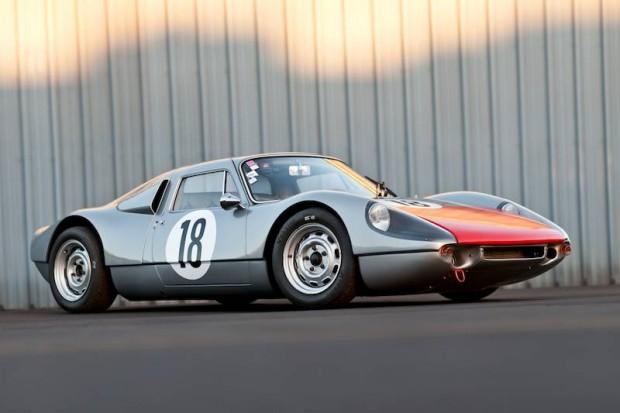 1963 Porsche 904-6 Carrera GTS