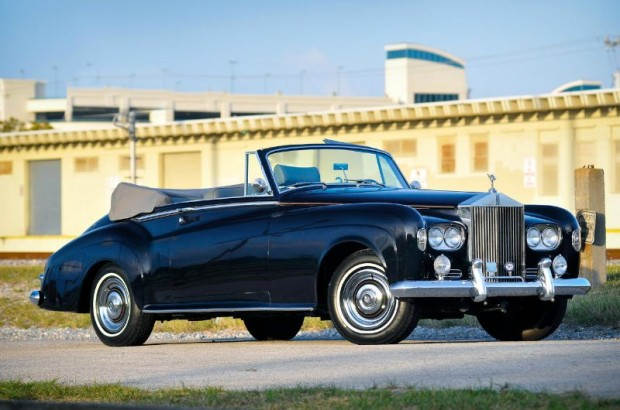 1963 Rolls-Royce Silver Cloud III Drophead Coupe
