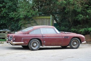 1963 Aston Martin DB5 Series V Barn Find