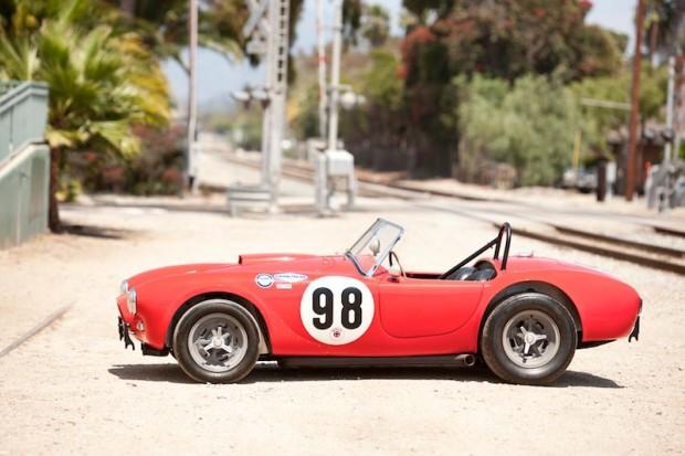 1963 Shelby Cobra 289 Factory Team Car, CSX2129